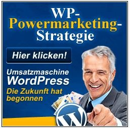 WordPress Powermarketing